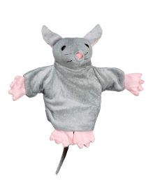 EDUEDGE Lets Do Drama Puppet Mouse - Height 25.4 cm