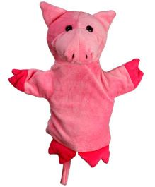 EDUEDGE Lets Do Drama Puppet Pig - Height 25.4 cm