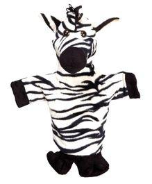 EDUEDGE Lets Do Drama Puppet Zebra - Height 25.4 cm