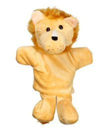EDUEDGE Lets Do Drama Puppet Lion - Height 25.4 cm
