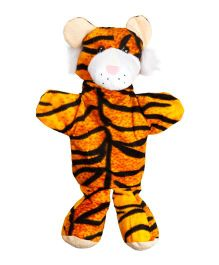 EDUEDGE Lets Do Drama Puppet Tiger - Height 25.4 cm