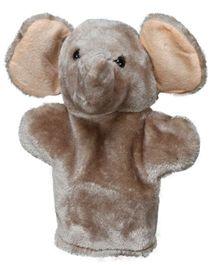 EDUEDGE Lets Do Drama Puppet Elelphant - Height 25.4 cm