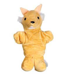 EDUEDGE Lets Do Drama Puppet Fox - Height 25.4 cm
