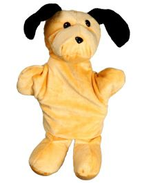 EDUEDGE Lets Do Drama Puppet Dog - Height 25.4 cm