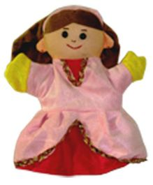 EDUEDGE Lets Do Drama Puppet Princess - Height 25.4 cm