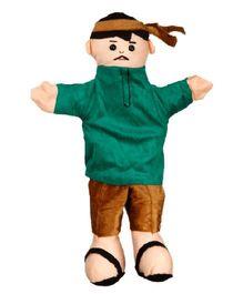 EDUEDGE Lets Do Drama Puppet Milkman - Height 25.4 cm