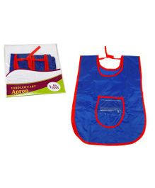 EDUEDGE Art Apron Cloth Small - Blue
