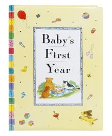 Award Publications Babys First Year - English