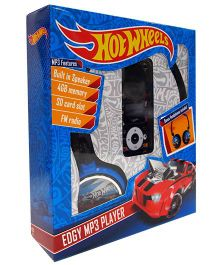 Hotwheels Edgy MP3 Player With Headphone