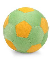 Babyhug Soft Ball Big - Green And Yellow