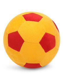 Babyhug Soft Ball Medium Yellow And Red - 52 cm