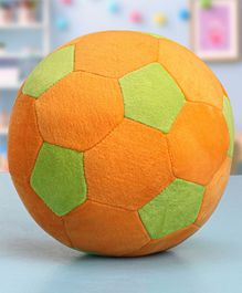 Babyhug Soft Ball Medium Orange And Green - 52 cm