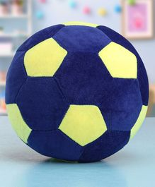 Babyhug Soft Ball Medium Blue And Yellow - 52 cm