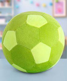 Babyhug Soft Ball Medium Green And Yellow - 52 cm