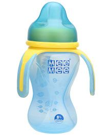Mee Mee Multi Grasp Drinking Cup Blue - 250 ml