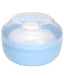 Mee Mee Soft Powder Puff- Blue