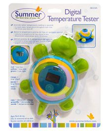 Summer Infant Digital Water Temperature Tester - Green