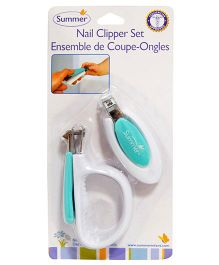 Summer Infant Nail Clipper Set Of 2