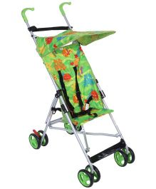 Cuddles and Strollers Lightweight Printed - Green