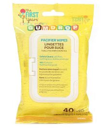 The First Years Pacifier Wipes Pack Of 40