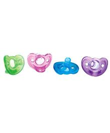 The First Years Gumdrop Soother Pack Of 2 - Assorted Color