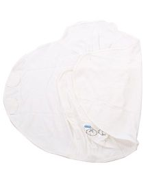 The First Years Organic Cotton Swaddler - Pack Of 2