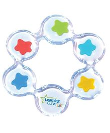 The First Years Floating Friends Teether  - Muticolor