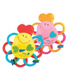 The First Years Massaging Teether - Assorted Colors