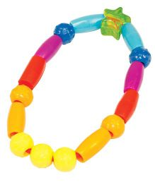 The First Years Teething Beads Ring - Assorted Colors