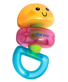 The First Years Bendy Rattle - Multicolor