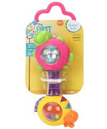 The First Years Shakin Shells Rattle