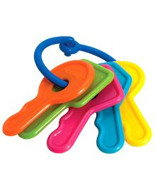The First Years First Keys Set - Multicolor