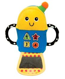 The First Years Peek A Boo Phone Toy - Multicolor