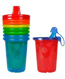 The First Years Take & Toss Spill Proof Cups - 10 OZ