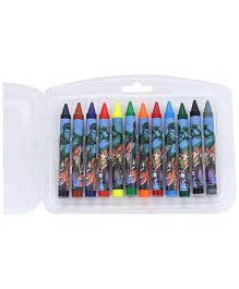 Marvel Avengers Jumbo Crayons -12Colours