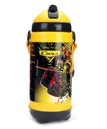 Disney Pixar Cars Sipper Bottle Yellow And Black -  420 ml