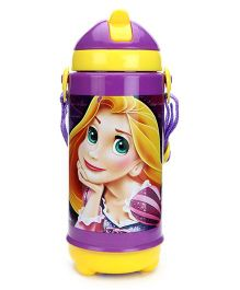 Disney  Rapunzel Sipper Bottle Purple - 420 ml