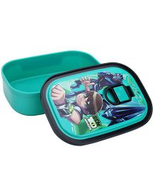 Ben 10 Lunch Box - Green And Black