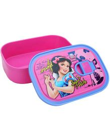 Snow White Lunch Box - Pink