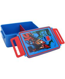 Marvel Avengers Lunch Box - Blue