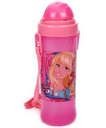 Barbie Eco Bottle Pink - 350 ml