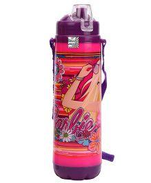 Barbie Double Walled Water Bottle - Pink & Purple