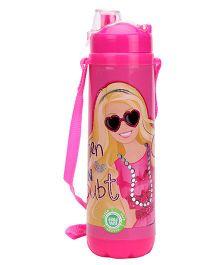 Barbie Double Walled Water Bottle - Pink