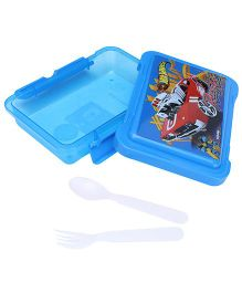 HotWheels Lunch Box - Blue