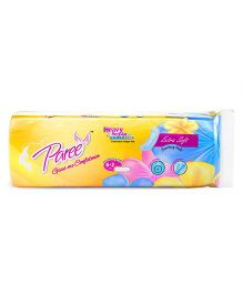 Paree Extra Soft Feel Sanitary Pads - Pack Of 8 Pads
