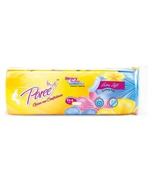 Paree Extra Soft Feel Sanitary Pads - Pack Of 15 Pads