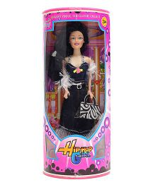 Lovely Hip Hop Doll - Height 29 cm