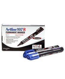 Artline Permanent Marker EK107R - Blue