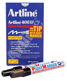 Artline Paint Marker EK-400XF - Black