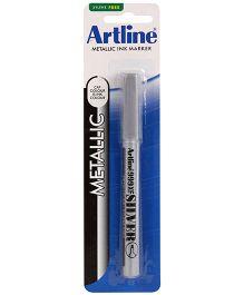 Artline Metallic Ink Marker EK-999XF - Silver